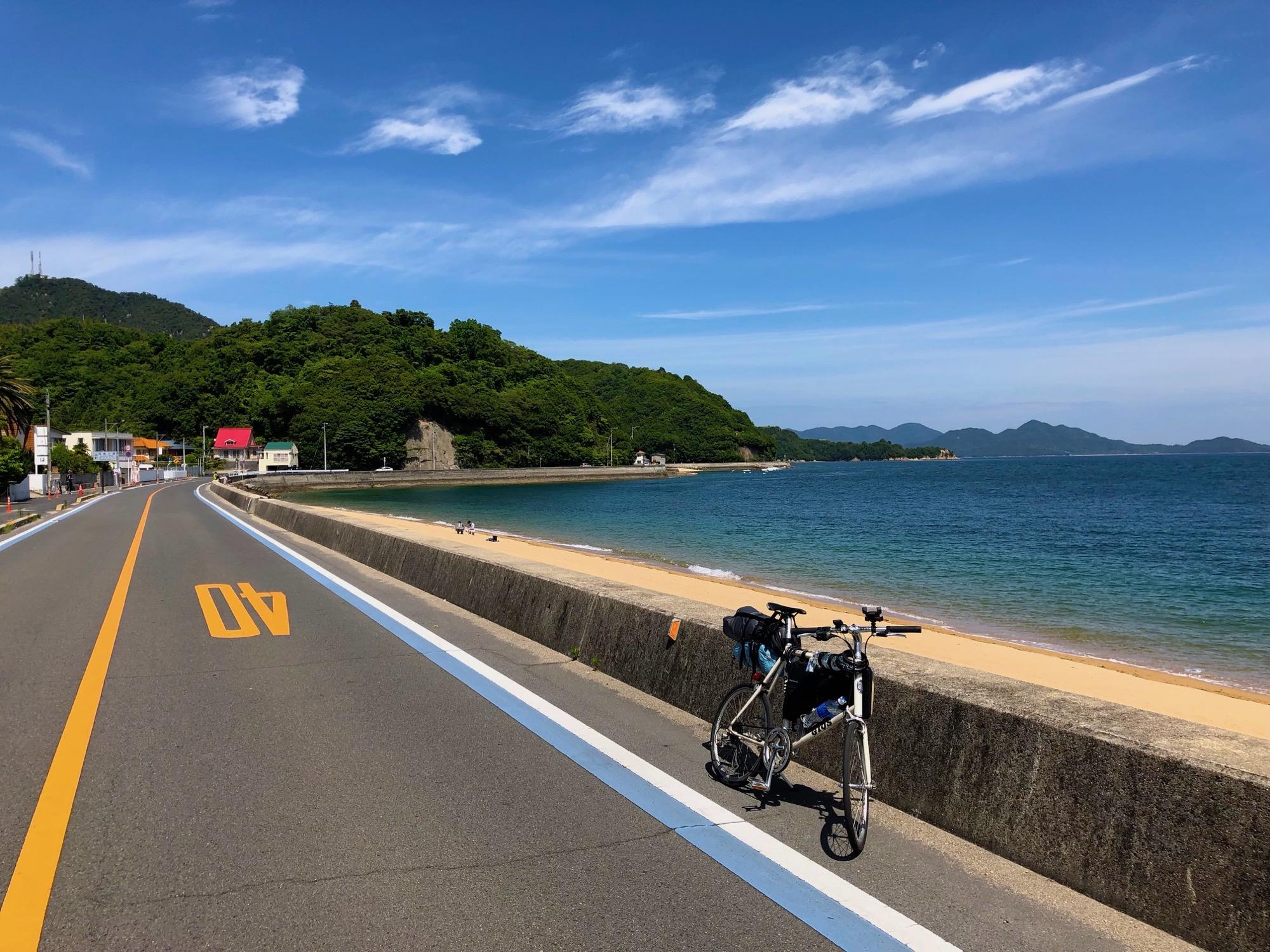 第1位 しまなみ海道(広島県・愛媛県)