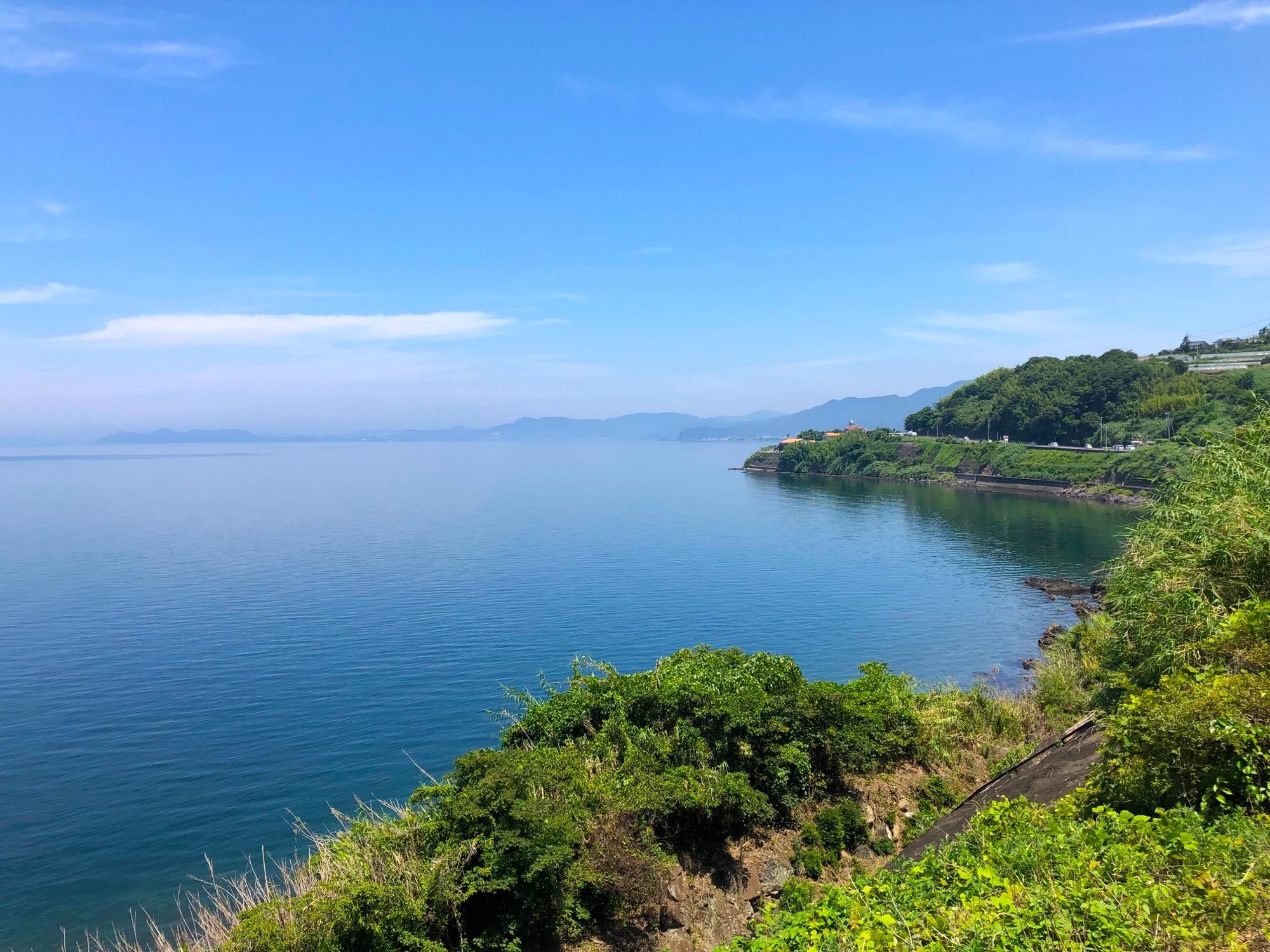 第3位 大村湾(長崎県)